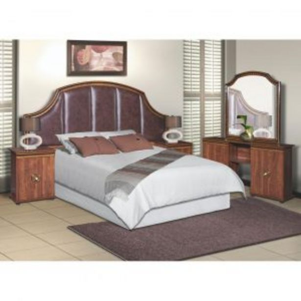 2Pce Palermo Bedroom Suite offers at R 5499