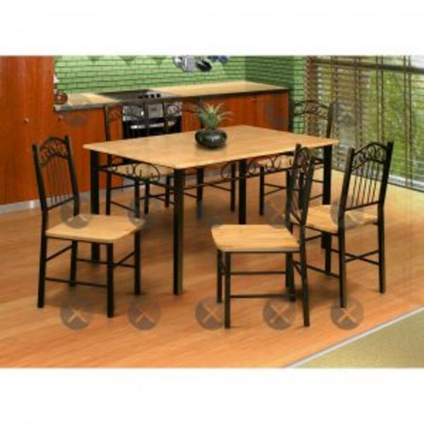 7Pce Emerald Dinette offers at R 4299