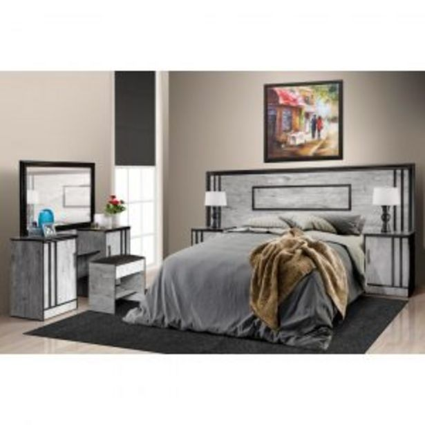 3Pce Georgia Bedroom Suite offers at R 4299