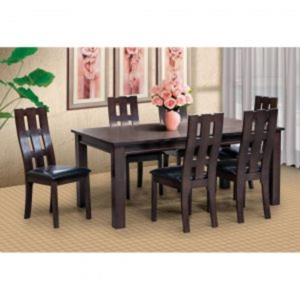 7Pce Bonnie Dining Room Suite offers at R 10999