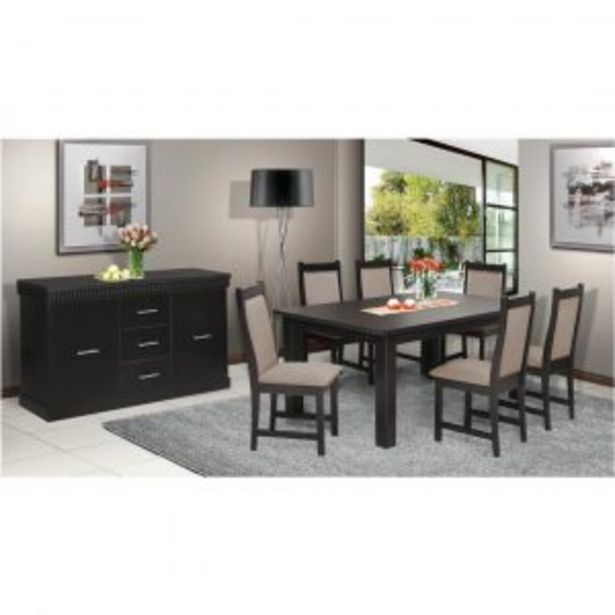 8Pce Kingston Dining suite offers at R 13999