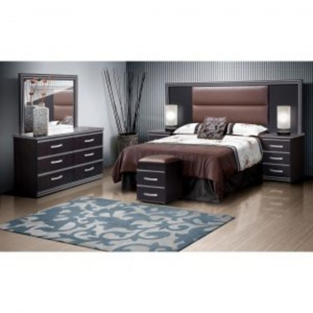 3Pce Roxy Bedroom Suite offers at R 7499