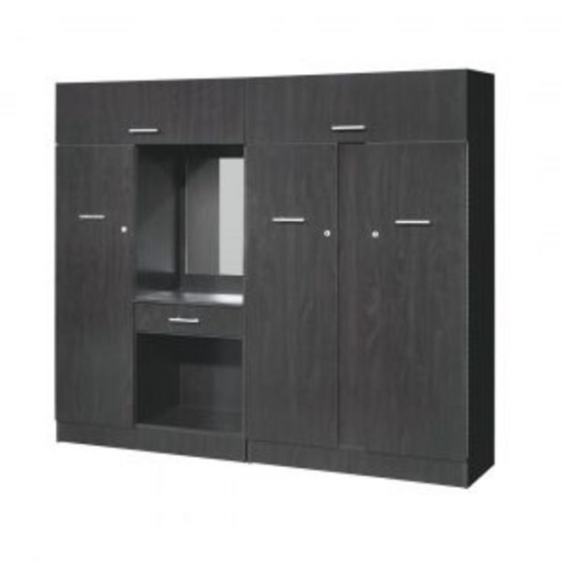 Romeo Compact 3 Drawer Robe offers at R 2499