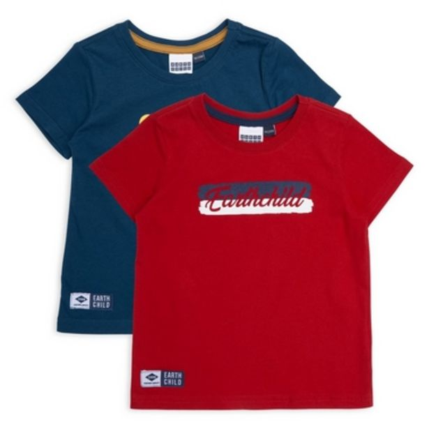 2-Pack Baby Boy Tee offer at R 199
