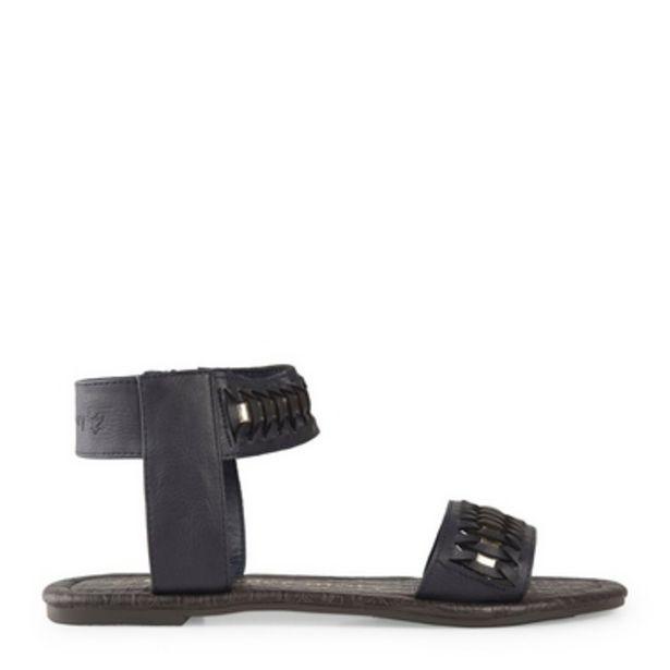 Blue Ankle Strap Sandal offer at R 480