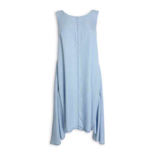 Pale Blue A-Line Dress offer at R 775