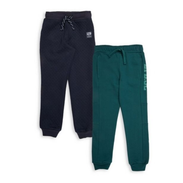 2-Pack Kid Boy Jogger offers at R 299