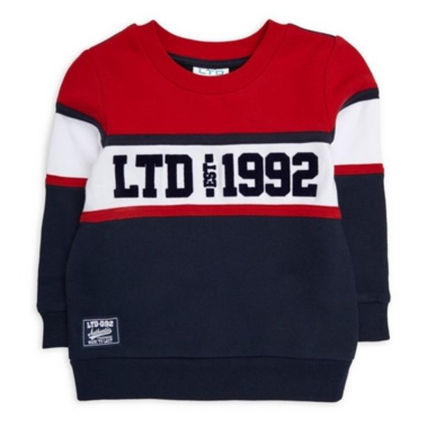 Baby Boy Branded Sweat offers at R 170