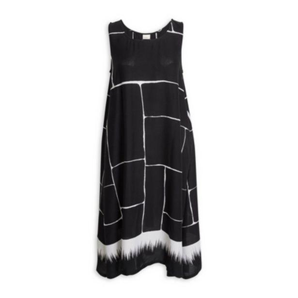 Black Trapze Dress offer at R 750