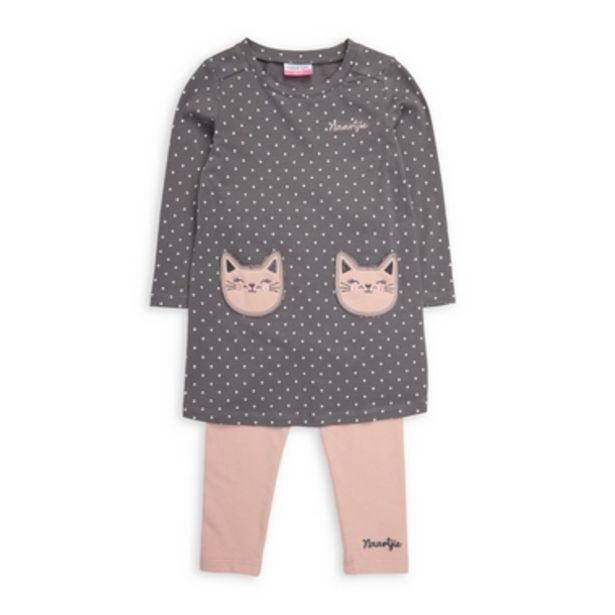 Baby Girl Kitty Set offers at R 270