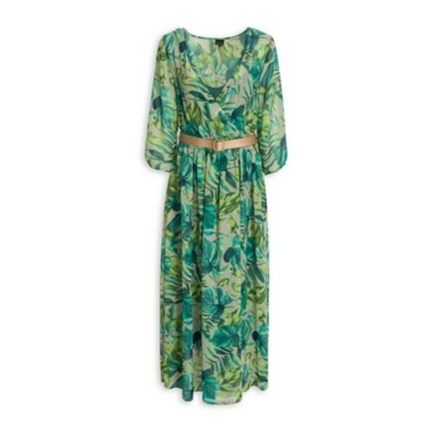 Tropical Maxi Dress offer at R 799