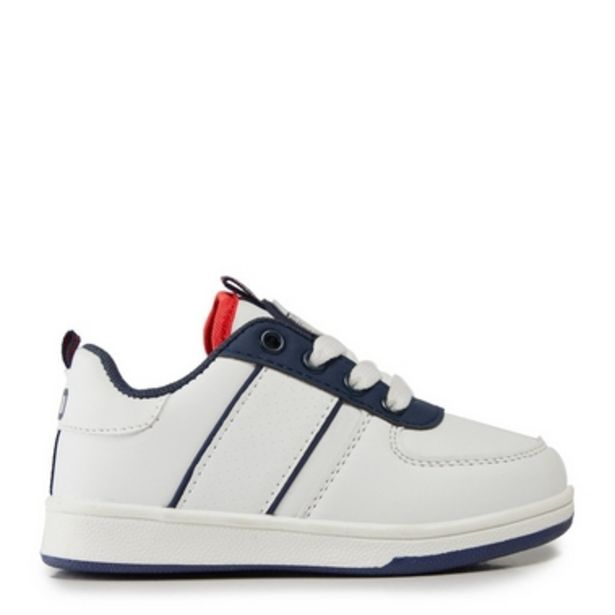 Boys Lace Up Sneakers offers at R 390