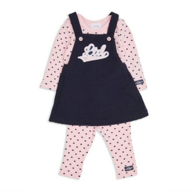 Newborn Pinny Set offers at R 280