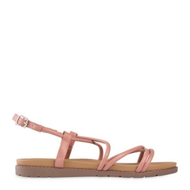 Pink Tubular Sandal offer at R 420