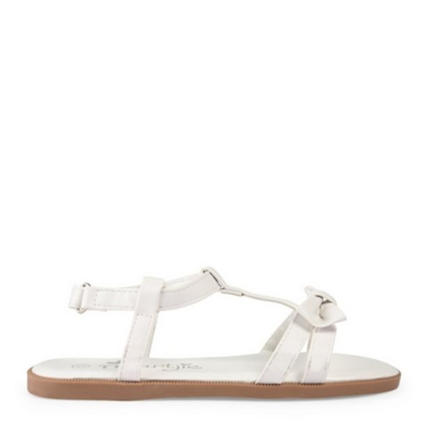 White Bow Sandal offer at R 170