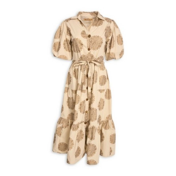Stone Tiered Dress offer at R 725