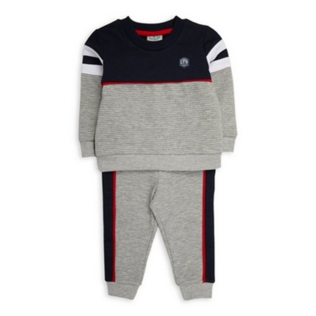 Baby Boy Tracksuit offers at R 330