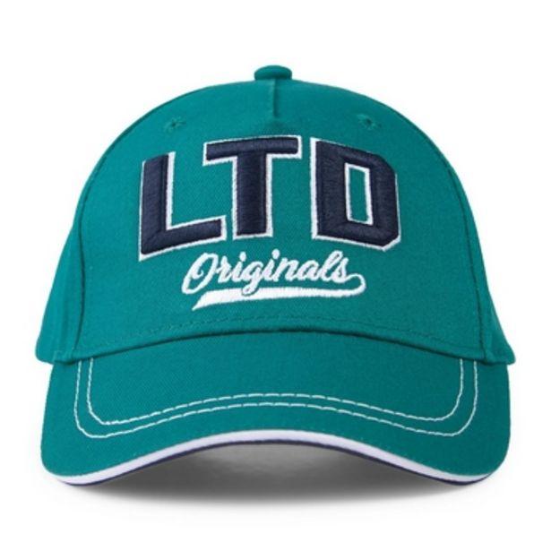 Green Branded Peak Cap offer at R 99