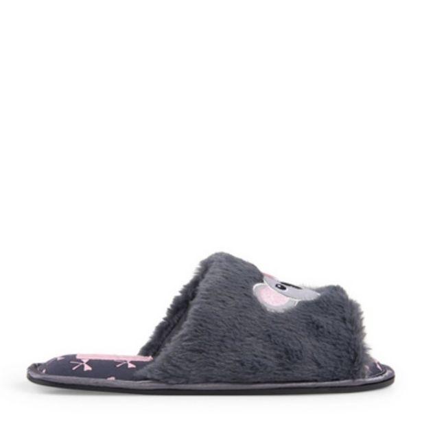 Grey Open Toe Slipper offer at R 210