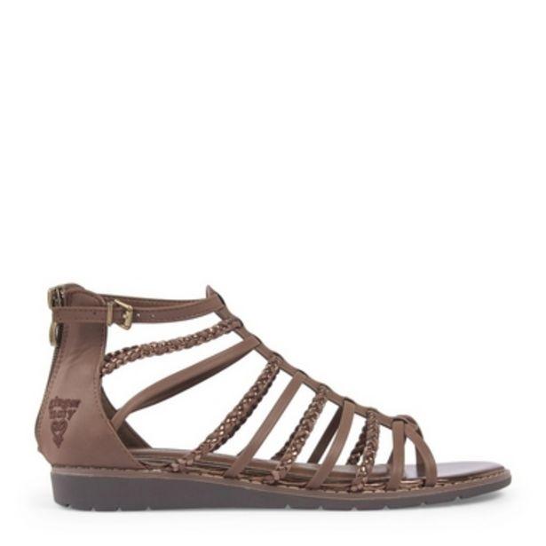 Tan Gladiator Sandal offer at R 499