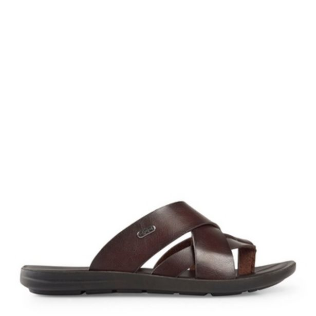 Brown Thong sandals offer at R 399