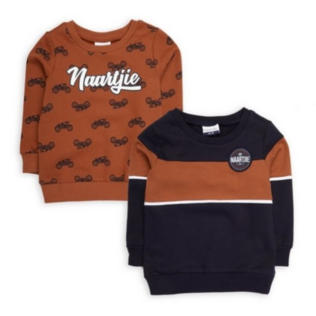 2-Pack Baby Boy Sweat offers at R 280