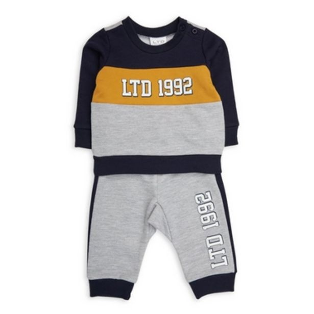 Newborn Tracksuit offers at R 240