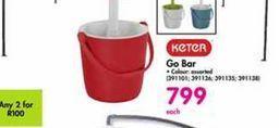 Keter Go Bar offer at R 799