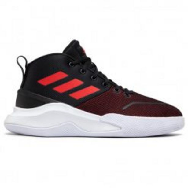 ADIDAS OWN THE GAME BLACK/ RED/ WHITE offers at R 1199,95