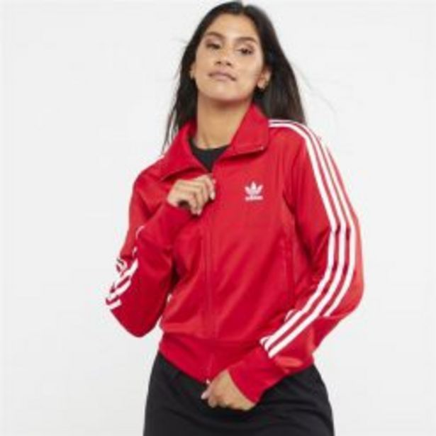 ADIDAS FIREBIRD TRACK TOP RED offers at R 999,95