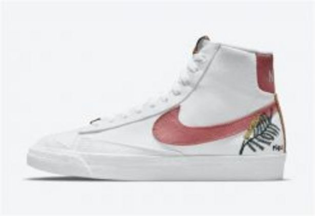 NIKE BLAZER MID '77 WHITE/ PINK offers at R 1499,95