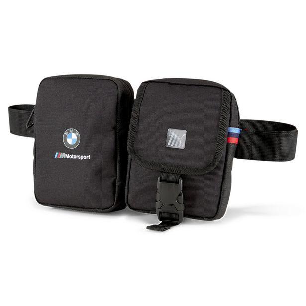 PUMA BMW MOTORSPORT UTILITY BAG BLACK MNS offer at R 549,95