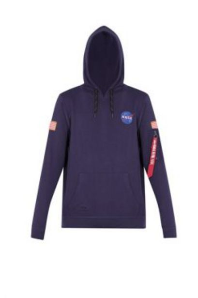 ALPHA MARS HOODIE NAVY offers at R 599,95