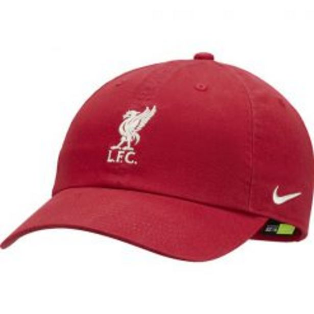 NIKE LIVERPOOL FC HERITAGE86 GYM CAP RED/FOSSIL offers at R 399,95