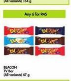 Beacon TV Bar 6 offer at R 45