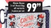 Minnie Mouse Pencil Bag offers at R 99,99