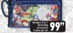 Avengers Pencil Bag offers at R 99,99