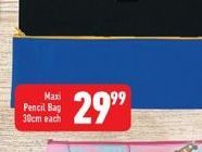 Pencil Bag offers at R 29,99