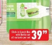 Lunch Box Set offers at R 39,99