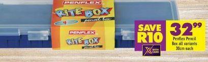 Penflex Pencil Box offers at R 32,99