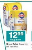 Snowflake Easymix offer at R 12,99