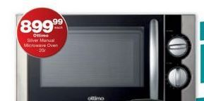 Microwave Oven offer at R 899,99
