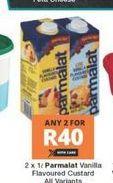 Parmalat Vanilla Custard 2 offer at R 40