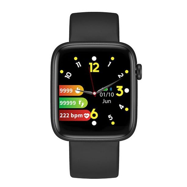 Polaroid Fit Square Full Touch Active Watch - Black offer at R 599