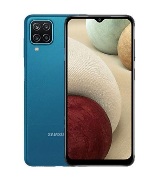 Samsung Galaxy A12 64GB Dual Sim - Blue offer at R 3198