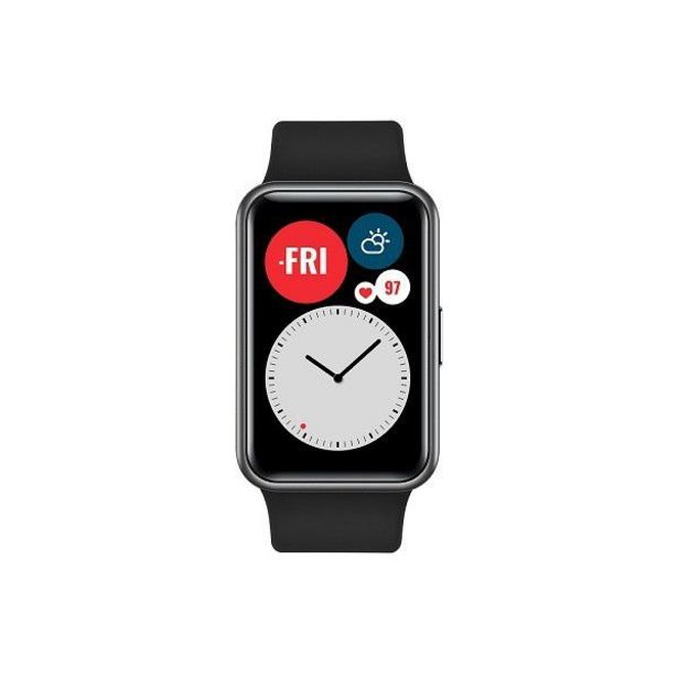 Huawei Fit Fitness Tracker - Graphite Black offer at R 1668
