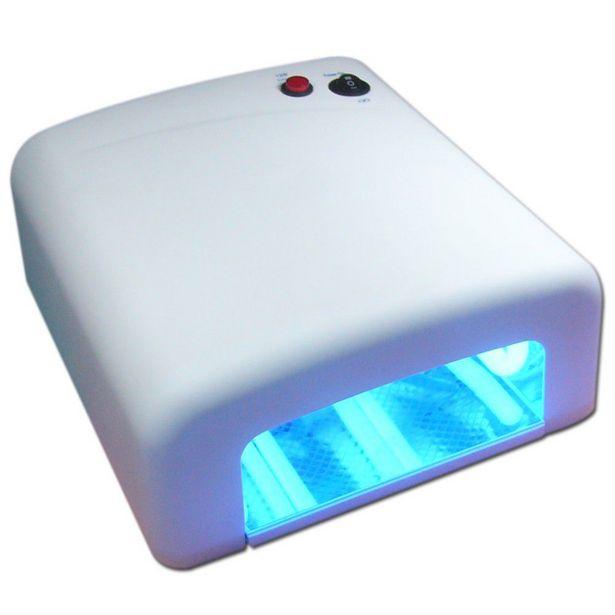 36W UV Ultra Violet Nail Dryer Lamp - Timer Function offer at R 221