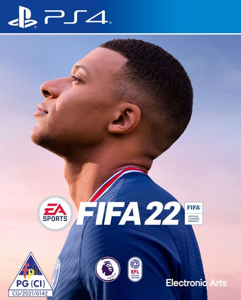 Fifa 22 (PS4) offers at R 1099