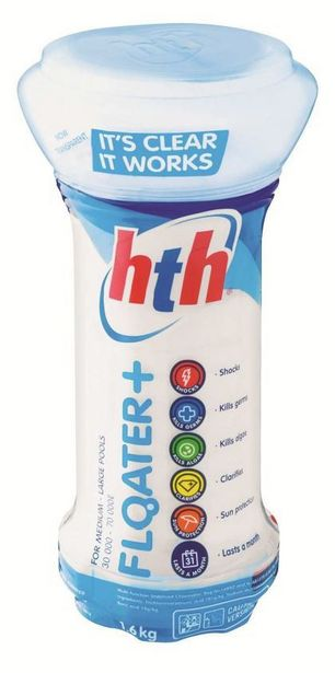 HTH - Floater+ for Large Pools - 1.6kg offer at R 135