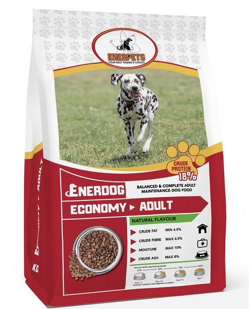 Enerpets - Enerdog Economy 25kg dry dog food offers at R 330